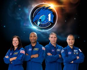 Crew-1 Crew Photo